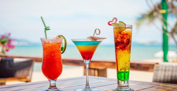 Pajūris taps alkoholio pardavimo tvarkos pažeidimų sostine?