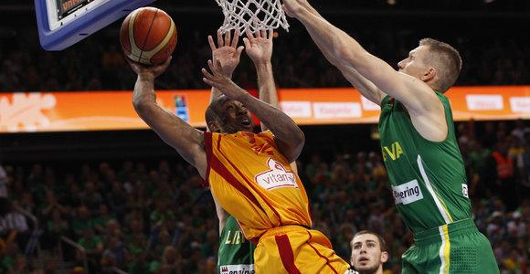 Skaudus 2011-ųjų Lietuvos krepšinio prisiminimas