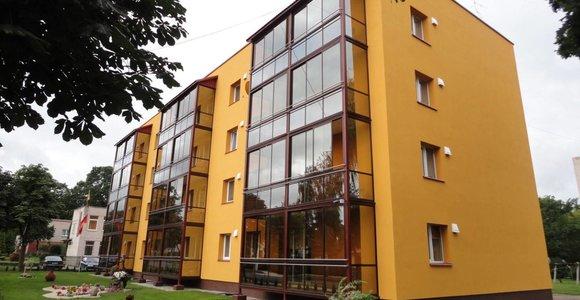 Mokslininkai pastebėjo, kad renovuoto būsto gyventojai labiau pasitiki kaimynais
