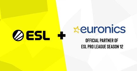 """ESL ir """"Euronics International"""" sujungė pajėgas dar vienam esporto turnyrui"""