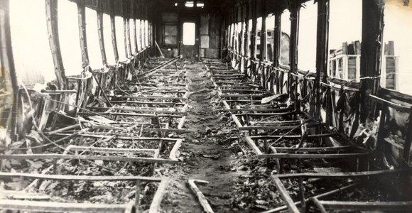Ten žmonės degė gyvi: kaip prieš 44 metus įvyko didžiausia traukinių avarija Lietuvos istorijoje?
