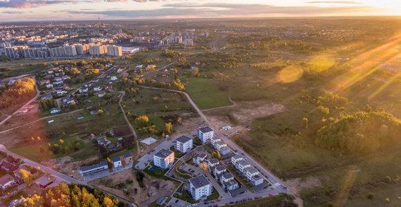 """""""Eika"""" sostinės Bajoruose įrengs dar apie 350 butų"""