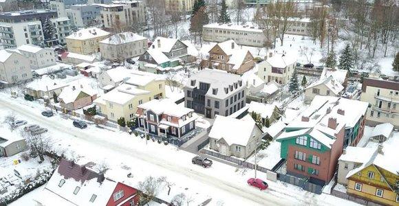 Įkaitusi rinka: Vilniuje butai parduodami nesančiuose aukštuose, nepastatytuose viešbučiuose
