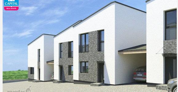 Vilniaus valdžia įspėja: vystytojas neteisėtai pardavinėja aštuonis vienbučius namus