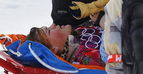 Paralyžiuotos Rusijos atletės kova – iš klinikos nori prisiteisti 627 tūkst. eurų