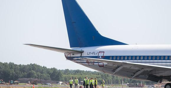 Gegužę Lietuvoje fiksuotas užsakomųjų skrydžių skaičiaus augimas