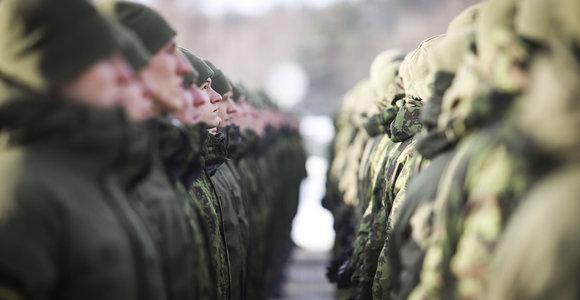 KASP karininkas teisiamas dėl dezertyravimo