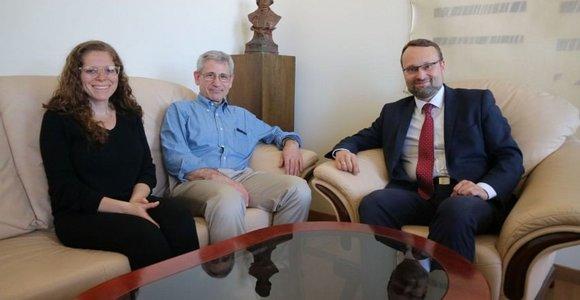 YIVO kitąmet gali paskolinti Lietuvai istorinį Vilniaus žydų bendruomenės metraštį