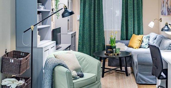 Laiko sau oazė: 4 patarimai, kaip ją susikurti net mažuose namuose