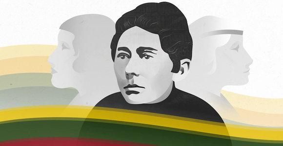 """""""Moterys, keitusios Lietuvą"""" – Gabrielė Petkevičaitė-Bitė"""