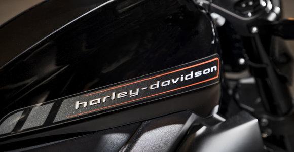 """""""Harley-Davidson"""" stabdo elektrinių motociklų gamybą dėl įkrovimo problemos"""