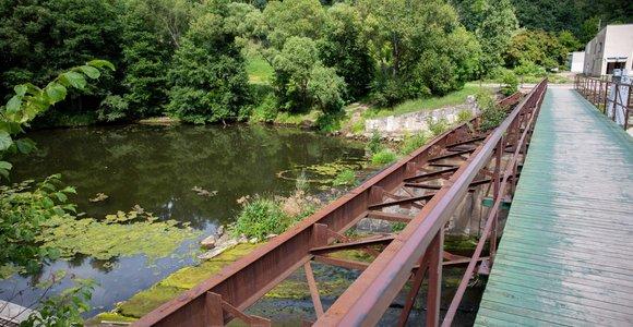 Netyla raginimai griauti užtvankas: Lietuvos upės – tarsi supjaustytos gabaliukais