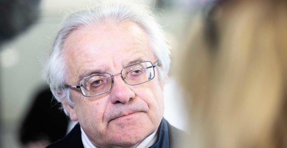 V.Radžvilas balsavo Lietuvos prezidento ir Europos Parlamento rinkimuose