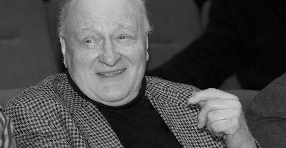Mirė žinomas teatro ir kino aktorius Rimgaudas Karvelis