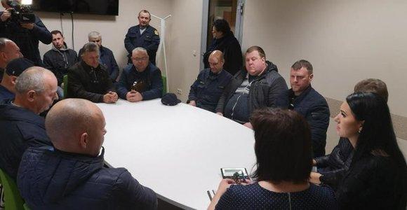Alytaus rajono ugniagesių interesai apginti – premijos bus skirtos