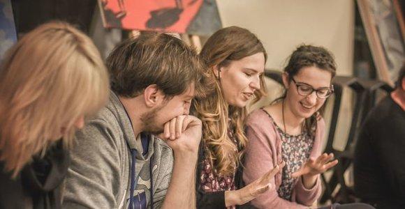 ISM universitete – unikali erdvė kūrybiškumui skatinti