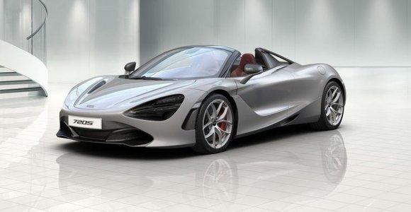 """""""McLaren"""" nustebino – dėl paprastos gudrybės išvengė dažnos kabrioletų problemos"""