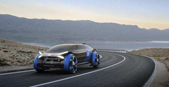 """""""Citroën"""" nori vėl drebinti automobilių pramonę – neleis pamiršti vieno """"19_19"""" dizaino elemento"""