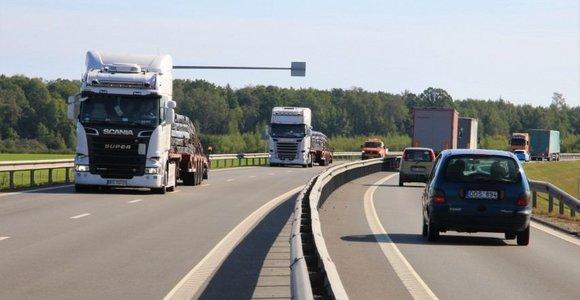 """Baigta rekonstruoti magistralės """"Via Baltica"""" dalis – Panevėžio aplinkkelis: kas naujo laukia vairuotojų"""