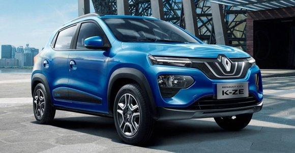 """Štai kur pigus elektromobilis – """"Renault"""" pristatė vos 8500 eurų kainuojantį """"K-ZE"""""""