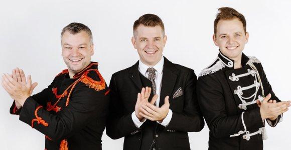 """Netikėtas muzikinis tandemas: Paulius Stalionis ir grupė """"Husarai"""" pristato dainą"""