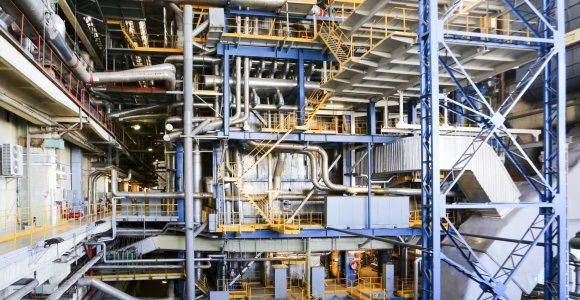D.Maikštėnas: Trečioji termofikacinė elektrinė galėtų būti panaudota rezervui