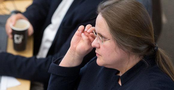 """Tiesa ar melas? Agnė Širinskienė: """"LRT taryboje yra politikų"""""""