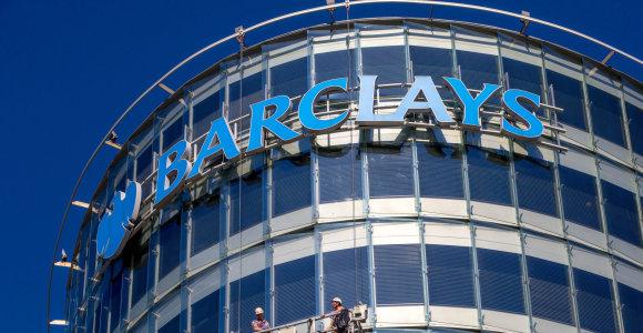 ES penkiems bankams už kartelinį susitarimą skyrė 1,07 mlrd. eurų baudą