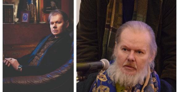 Poetas Kęstutis Navakas – neįgaliojo vežimėlyje: kūną pakirto raumenų atrofija