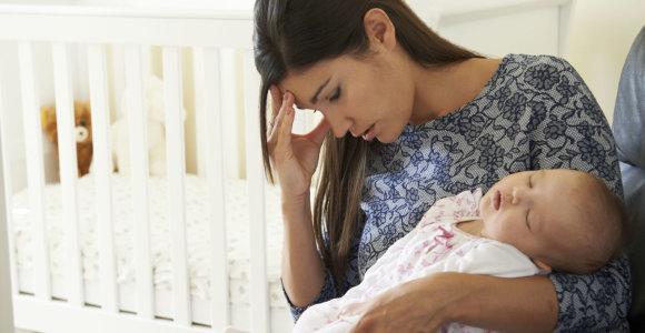 Pervargusi mama – galima katastrofa šeimoje. Kaip rūpinantis kitais nepamiršti ir savęs?