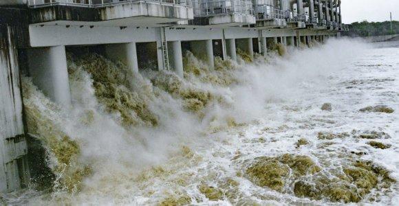 Uraganas Baris pasigailėjo Naujojo Orleano, bet talžo kitas pietines valstijas – liūties vanduo kopia iki stogų