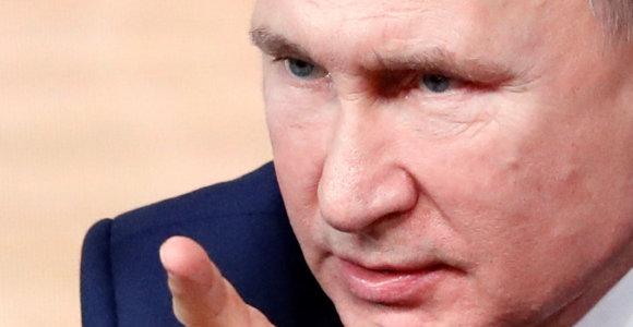 Ciniški V.Putino pasiūlymai dėl konstitucijos gali turėti netikėtų gerų pasekmių Rusijai