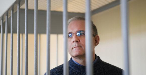 Maskvoje sulaikytas buvęs JAV jūrų pėstininkas: mane sužeidė sargybiniai