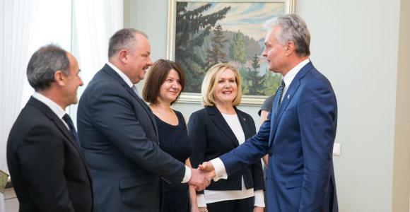 Profsąjungos: G.Nausėda žada pirkimuose pirmenybę įmonėms su kolektyvinėmis sutartimis