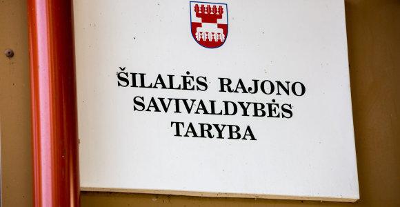 Šilalės taryba pradėjo dviejų tarybos narių mandatų atėmimo procedūrą