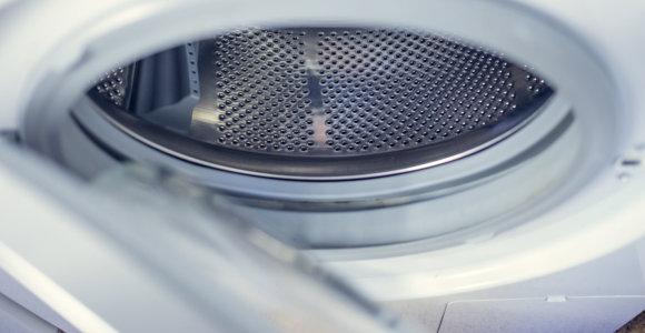 Jūsų taupi skalbyklė gali virsti pavojingų bakterijų veisykla