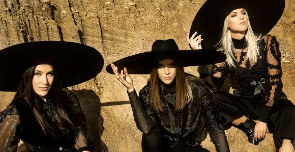 """""""Queens of Roses"""" narės nusikėlė į Teksasą: naujausioje fotosesijoje – ir paslėpta žinutė"""