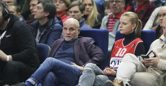 """Keista australo kelionė Vilniuje: """"Rytą"""" paliko paskutinis Gedvydo Vainausko žaidėjas"""