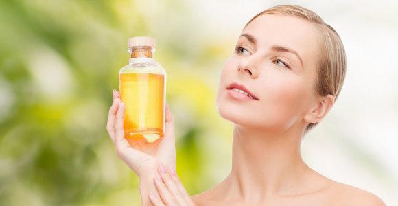 Aliejai veidui, kūnui ir plaukams: kokius ir kaip naudoti? Plaukų kaukės receptas