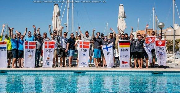 Pirmajame Čempionų lygos pusfinalyje triumfavo vokiečiai, lietuviai džiaugiasi – liko ne paskutiniai