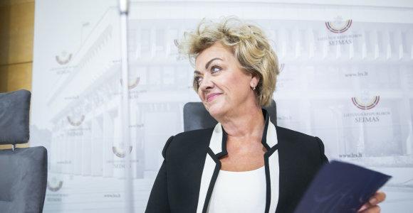 """I.Rozova apie pokalbius su diplomatais: """"Suvokiu savo pilietinės atsakomybės ribas, neliesdavau pavojingų temų"""""""