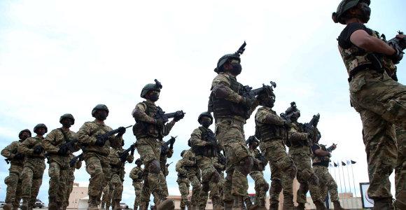 """Europa grasina imtis """"priemonių"""" prieš šalis, trukdančias siekti taikos Libijoje"""
