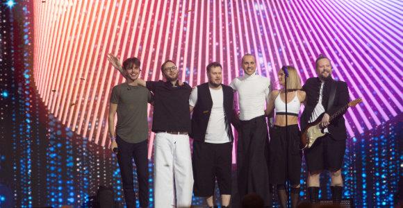 """Kitokią """"Euroviziją"""" Baltijos šalyse įsijungė per 760 tūkst. žiūrovų"""