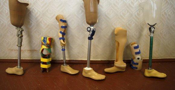 """Raimundui Petrikui leista kontroliuoti """"Ortopedijos techniką"""""""