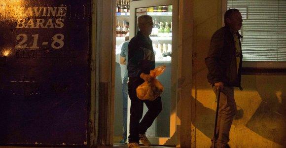 Jonavoje – reidas po prekybos alkoholiu vietas: vienai kasininkei gresia bauda iki 590 eurų
