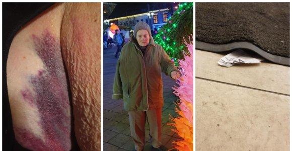Jolanta Sadauskienė šokiruota: už kilimo prekybos centre užkliuvusi 79-erių mama palikta aimanuoti