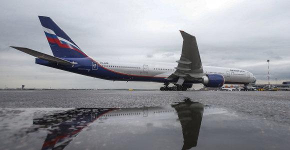"""""""Aeroflot"""" vadovybė dėl SSJ-100 katastrofos negaus metinių premijų"""