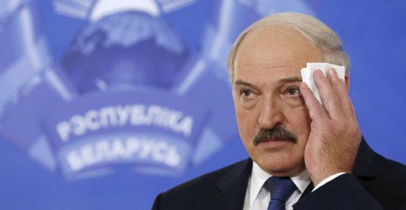 Aliaksandras Lukašenka perspėjo apie pavojus Baltarusijos suverenitetui