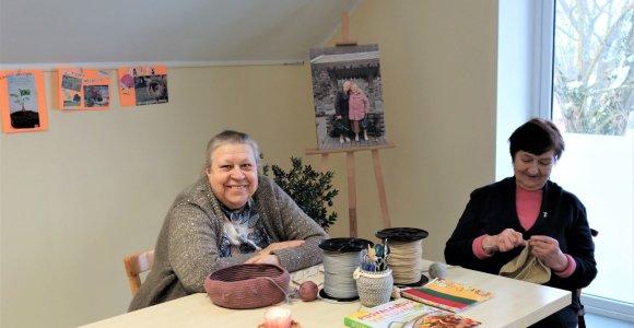 Atsvara senelių vienatvei – veikla, matomumas ir apdovanojimas