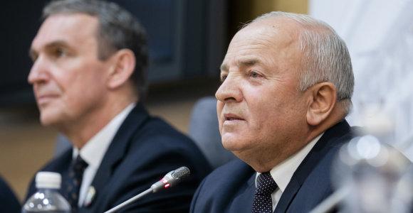 """V.Kamblevičius paaiškino, kodėl nėjo su A.Juozaičiu uzurpuoti pensininkų partijos: """"Nėra nei pajėgų, nei proto"""""""